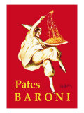 Pates Baroni Posters