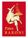 Pates Baroni Plakater