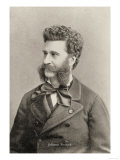 Johann Strauss Prints