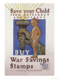 Save Your Child Prints by Herbert Andrew Paus