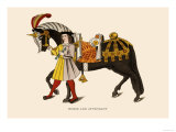 Horse and Attendant Prints by H. Shaw