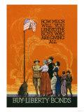 Buy Liberty Bonds Posters