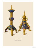 Candlesticks Prints by H. Shaw