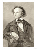 Felix Mendelssohn Bartholdy Prints