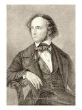 Felix Mendelssohn Bartholdy Poster