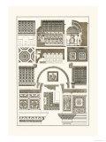 Roman Barrel-Vaults Posters by J. Buhlmann