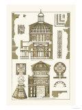 Domical Vaulting of the Renaissance Prints by J. Buhlmann