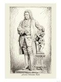 Johann Sebastian Bach Prints