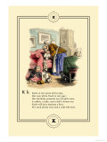 Little Lily&#39;s Alphabet: Katie Posters by Oscar Pletsch