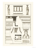 Porch of the Caryatids Prints by J. Buhlmann