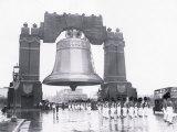 Liberty Bell Arch, Philadelphia, Pennsylvania Posters