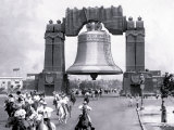 Liberty Bell Arch, Philadelphia, Pennsylvania Prints