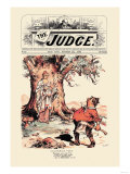 Judge: Columbia's Plea Premium Giclee Print
