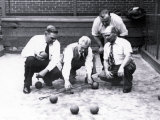 Bocce Balls, Philadelphia, Pennsylvania Photo