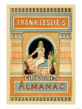 Frank Leslie's Illustrated Almanac: Egypt, 1880 Posters