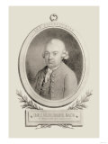 Charles Philippe Emmanuel Bach Posters