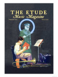 The Etude: September 1932 Poster von Renninger