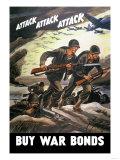 Attack Attack Attack Poster