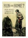 Hun or Home Poster