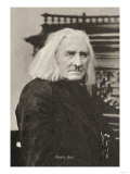 Liszt in His 75th Year Prints