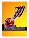 Motosacoche Poster