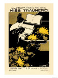 Miss Traumerei Posters by Fred Taylor