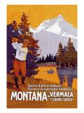 Montan Vermala Posters