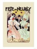 Fete de Neuilly Posters by  Misti
