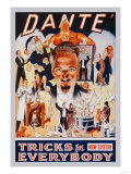 Dante: Tricks for Everybody Prints