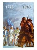 1778/1943 Plakát