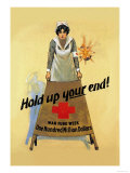 Hold Up Your End Poster by W.b. King