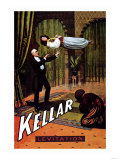 Kellar: Levitation - Reprodüksiyon