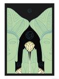 Jade Goddess Images Plakater af Frank Mcintosh