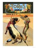 Barcelona: Toros En las Arenas Posters by A. Gual