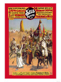 Pilgrimage to Mecca: Sells Brothers Circus Posters