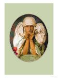 Jaroslava Mucha Lmina por Alphonse Mucha