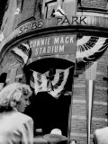 Connie Mack Stadium, Formerly Shibe Park, Philadelphia, Pennsylvania Prints