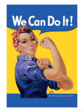 We Can Do It! Póster