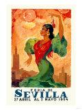Sevilla Feria Prints