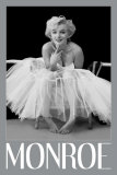Marilyn Monroe Kunstdrucke von Milton H. Greene