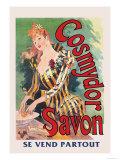 Cosmydor Savon Art by Jules Chéret