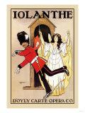 Iolanthe: d'Oyly Carte Opera Company Art