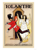 Iolanthe: d'Oyly Carte Opera Company Photo