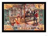 La Guillotina: F. Roca Prints