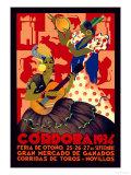 Cordoba, Feria de Otono Prints by Gertrude Leooley