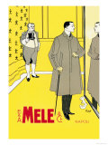 The Gentleman's Coat Posters by Franz Laskoff