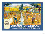 Abonos Organicos Poster