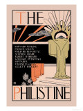 The Philistine Art by Dwight Ripley Collin