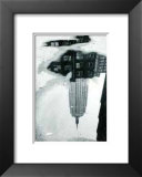 Empire State Building in a Puddle Posters by Andr&#233; Kert&#233;sz