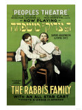 The Rabbi's Family Print